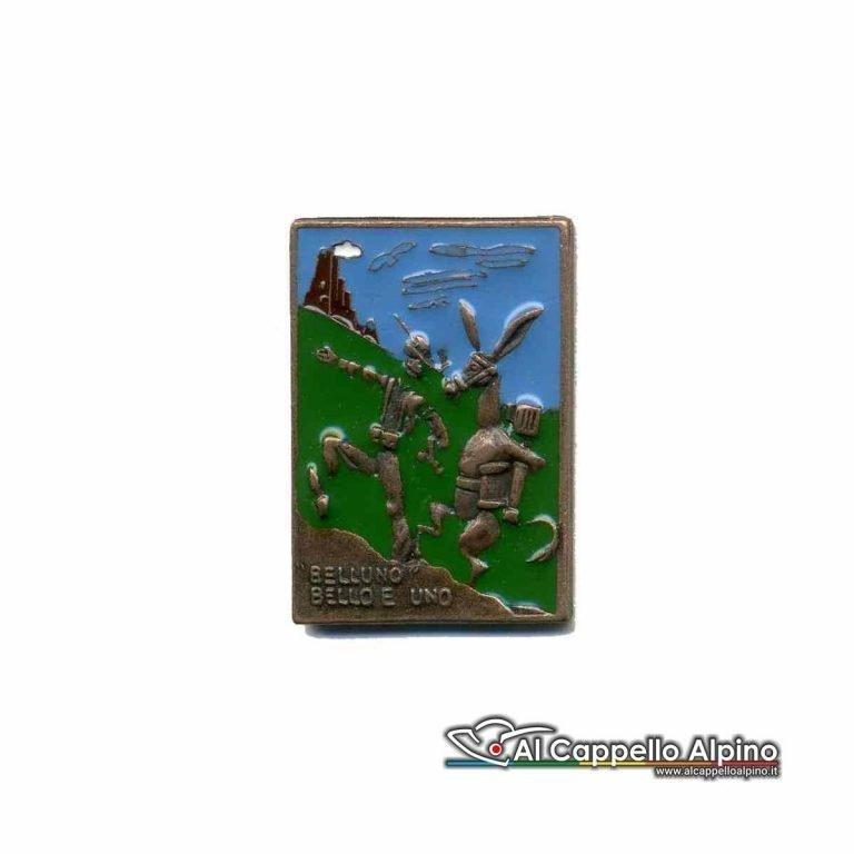 gr art mont Belluno bronzo