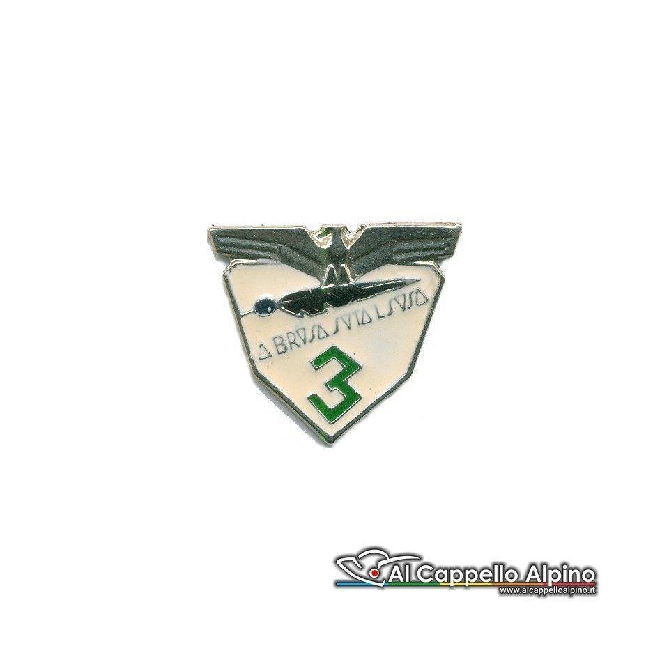 Distintivo Anteguerra Btg. Susa