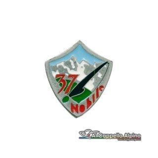 Distintivo Anteguerra 37 cp. Btg. Intra-0