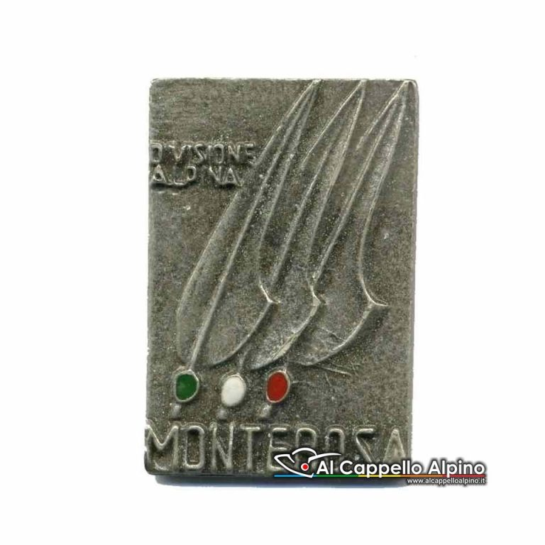 Distintivo Anteguerra 4° div. Monterosa-0