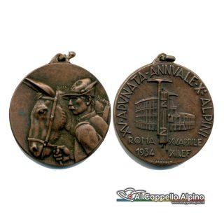 1934 - 15^ Adunata a Roma