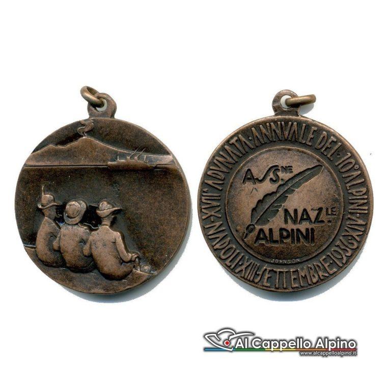 1936 - 17^ Adunata a Napoli