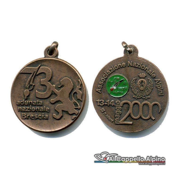 2000 - 73^ Adunata a Brescia