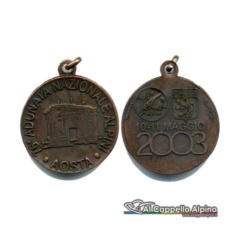 2003 - 76^ Adunata a Aosta-0