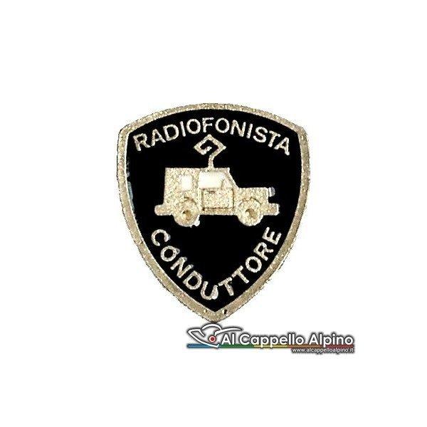 Radiofonista Conduttore-0