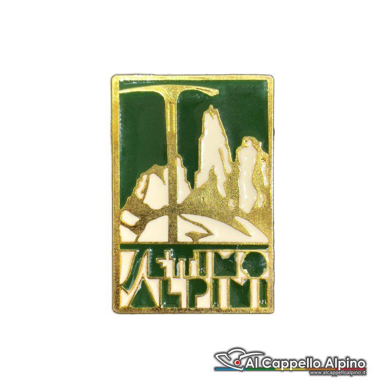 67 16 Distintivo 7 Reggimento Alpini Anteguerra 1941