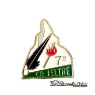 31112 Cp Feltre B A R Cadore 1956 63