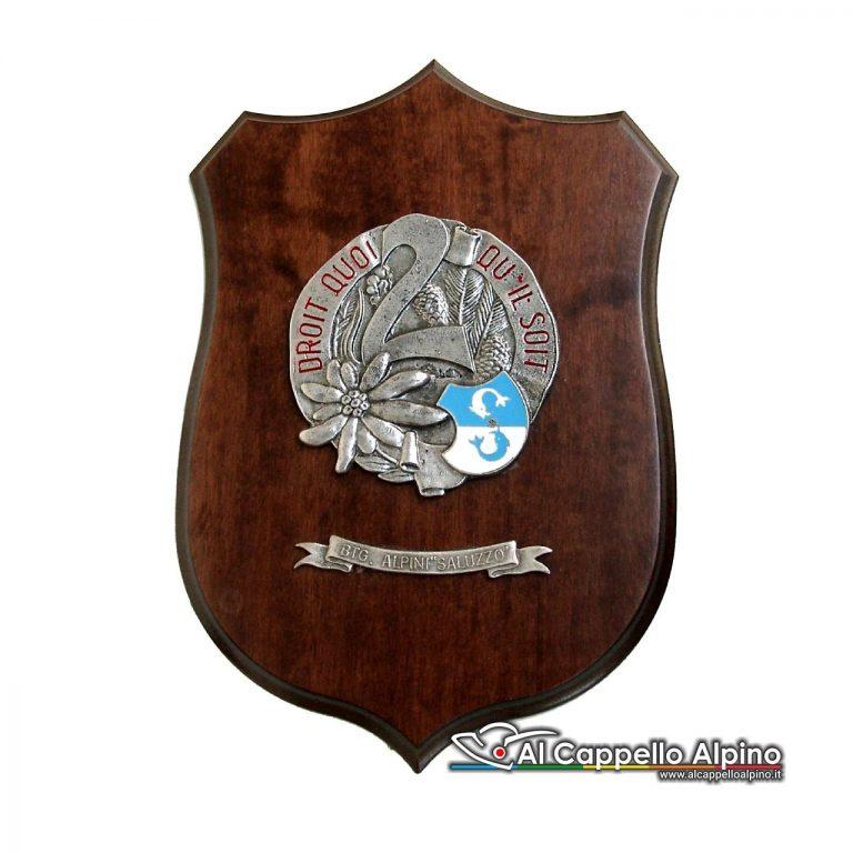 Cresa0160 Crest Battaglione Alpini Saluzzo