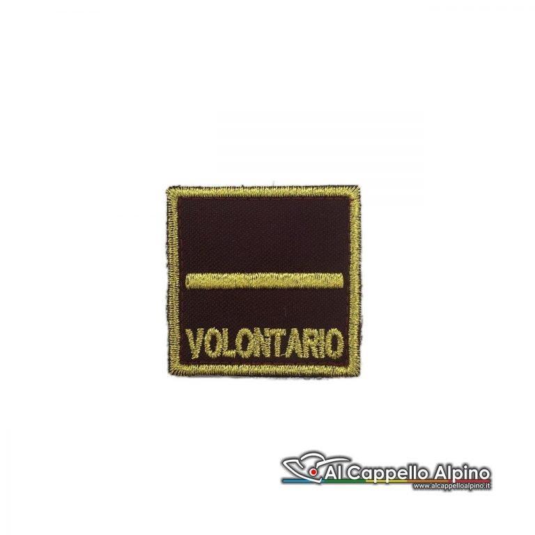 Rgrvf0013 Grado Vigile Del Fuoco Capo Squadra Volontario 4x4