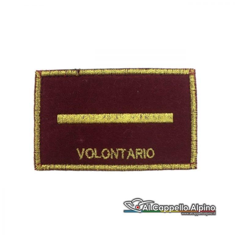 Rgrvf0013 Grado Vigile Del Fuoco Capo Squadra Volontario8x5