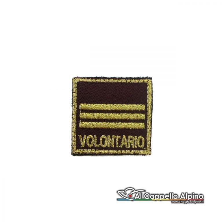 Rgrvf0014 Grado Vigile Del Fuoco Capo Reparto Volontario 4x4