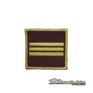 Rgrvf0022 Grado Vigile Del Fuoco Capo Reparto 4x4