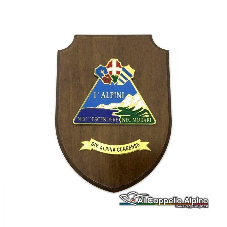 Cresa0161 Crest 1 Reggimento Alpini Anteguerra