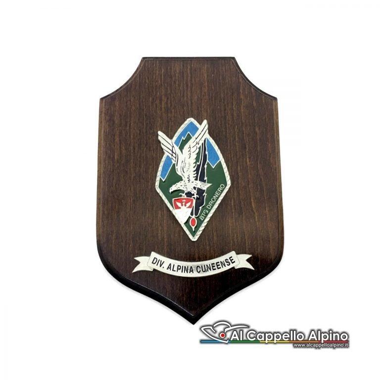 Cresa0165 Crest Battaglione Alpini Dronero