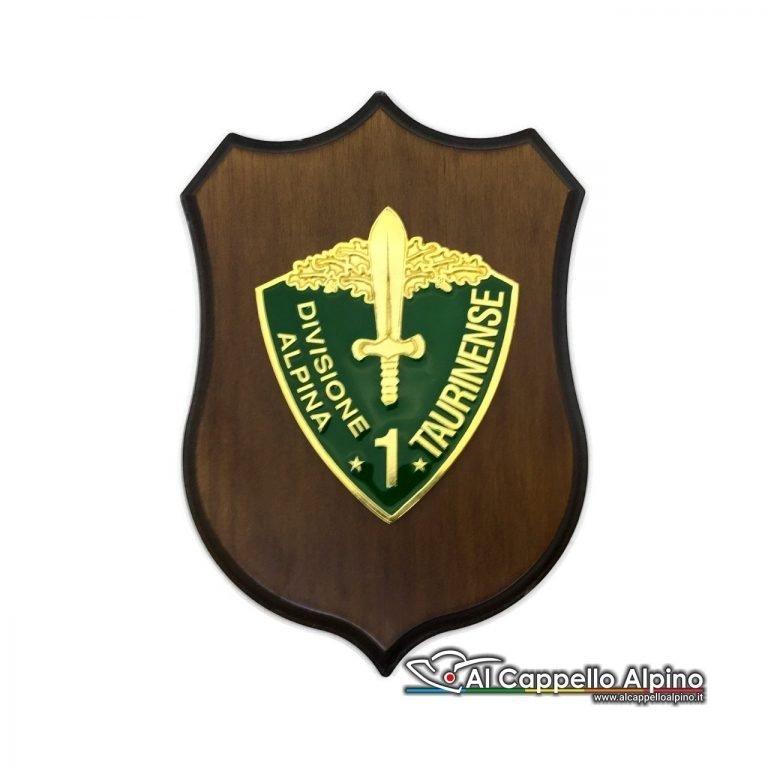 Cresa0166 Crest 1 Divisione Alpina Taurinense