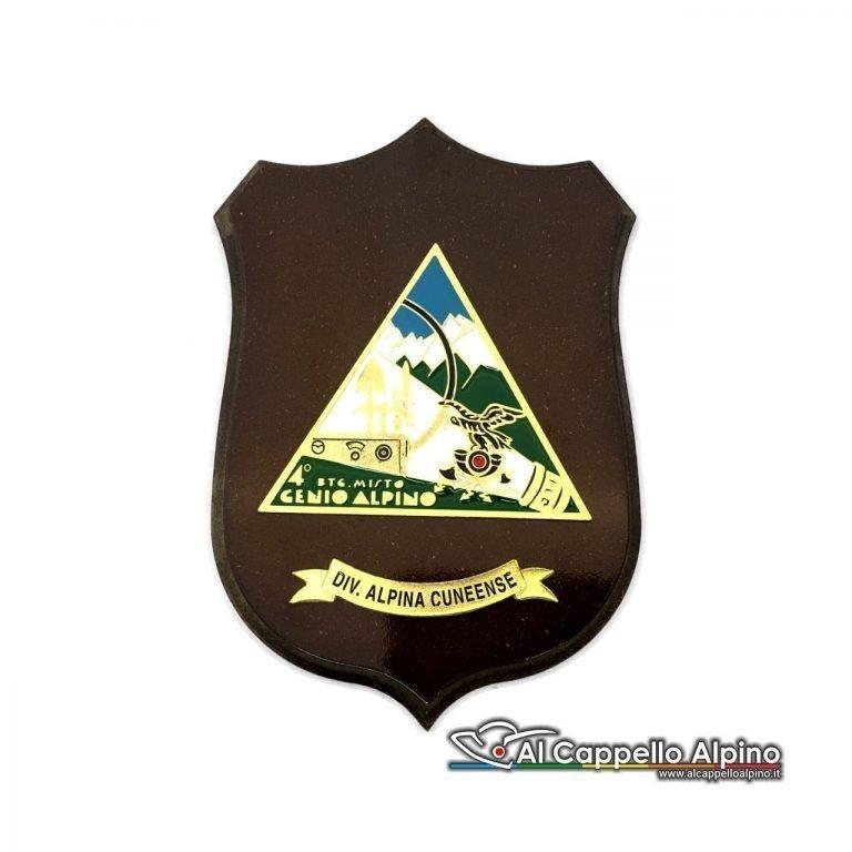 Cresa0168 Crest 4 Battaglione Misto Genio Divisione Cuneense