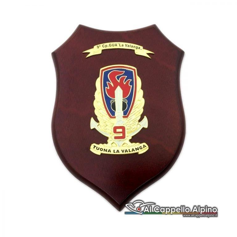 Cresa0173 Crest 9 Compagnia Guastatori La Valanga