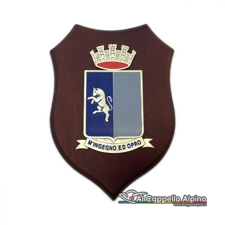Cresa0182 Crest Battaglione Logistico Frejus