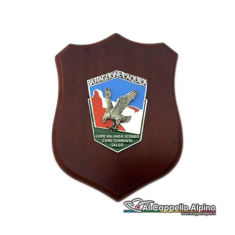 Cresa0186 Crest Battaglione Aquila Anteguerra