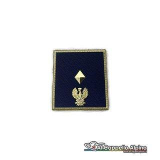 Grado Polizia di Stato Vice Sovrintendente a velcro