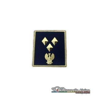 Grado Polizia di Stato Sovrintendente Capo a velcro