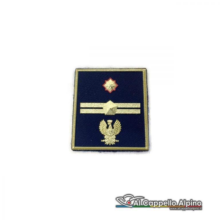Grado Polizia di Stato Sostituto Commissario a velcro