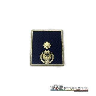 Grado Polizia di Stato Commissario Capo a velcro