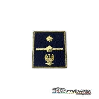 Grado Polizia di Stato Ispettore Superiore a velcro