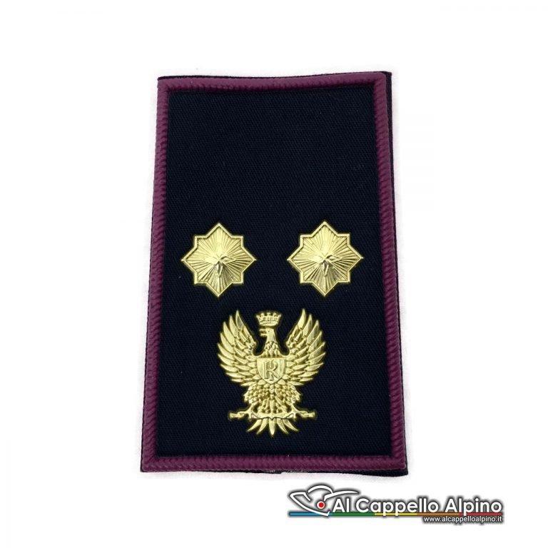 Grado Polizia di Stato Vice Commissario tubolare