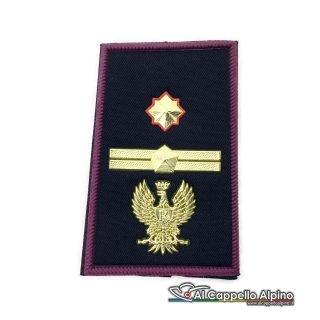 Grado Polizia di Stato Sostituto Commissario tubolare
