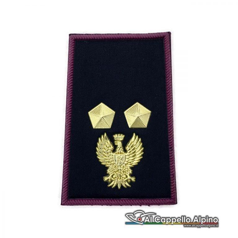 Grado Polizia di Stato Ispettore tubolare