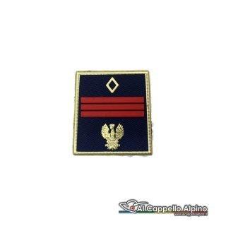 Grado Polizia di Stato Assistente Capo Coordinatore a velcro