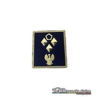 Grado Polizia di Stato Sovrintendente Capo Coordinatore a velcro