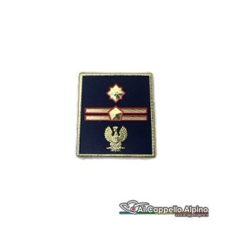 Grado Polizia di Stato Sostituto Commissario Coordinatore a velcro