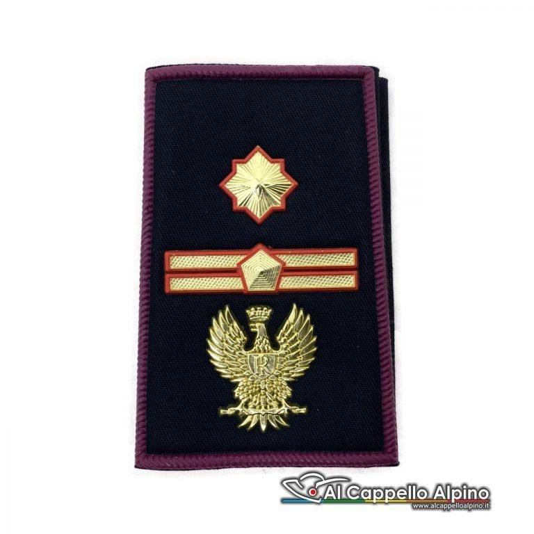 Grado Polizia di Stato Sostituto Commissario Coordinatore tubolare