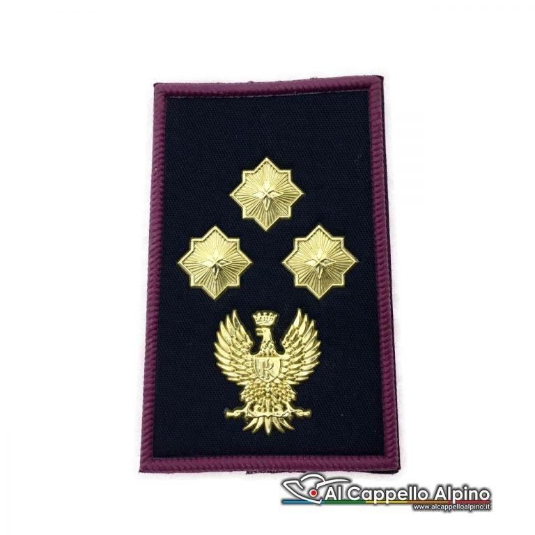 Grado Polizia di Stato Commissario tubolare