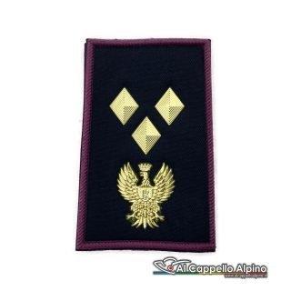 Grado Polizia di Stato Sovrintendente Capo tubolare