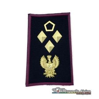 Grado Polizia di Stato Sovrintendente Capo Coordinatore tubolare