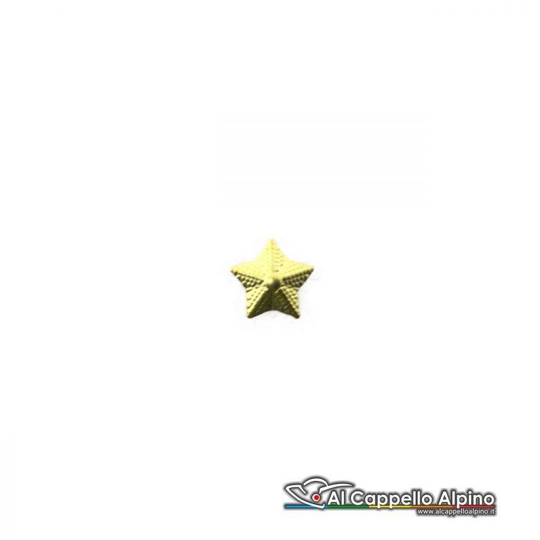 Mr072 Stella Dorata Piccola Con Piccaglia