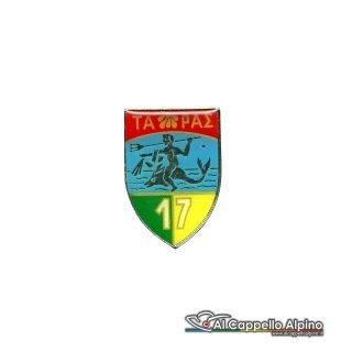 Dgf0117 Distintivo Guardia Di Finanza 17 Legione Vecchio