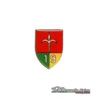 Dgf0119 Distintivo Guardia Di Finanza 19 Legione Vecchio