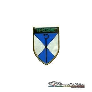 Dgf0211 Distintivo Guardia Di Finanza 11 Legione