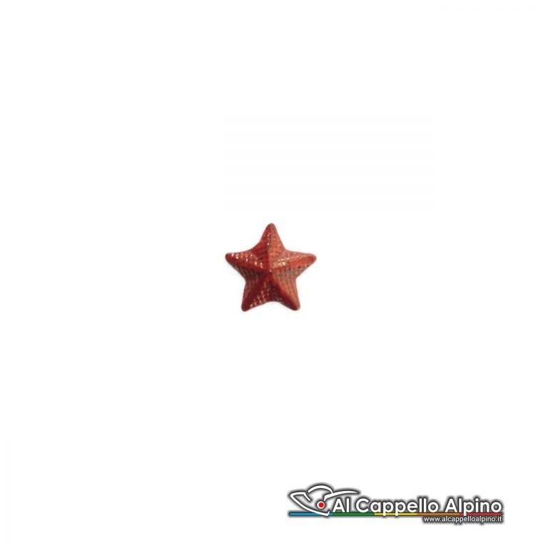 St0002 Stella Rossa Con Piccaglia