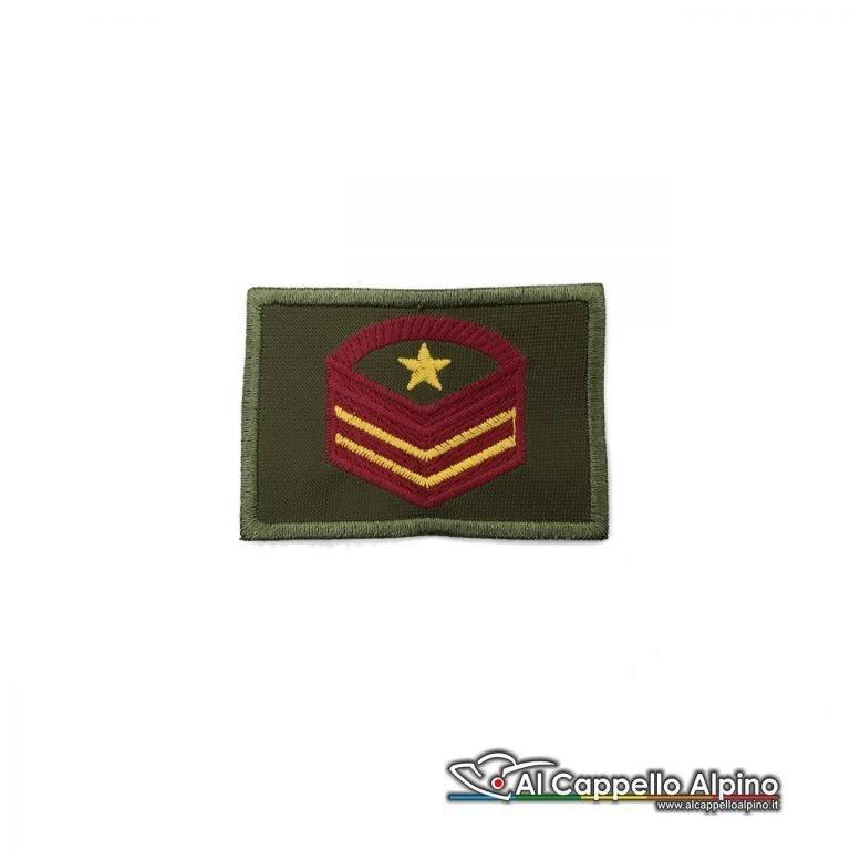 Grado Caporal Maggiore Capo Scelto Qualifica Speciale Esercito Italiano Scratch Od Bassa Visibilita