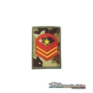 Grado Caporal Maggiore Capo Scelto Qualifica Speciale Esercito Italiano Tubolare Vegetato Alta Visibilita