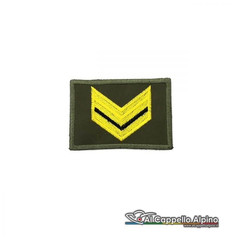 Grado Sergente Esercito Italiano Scratch Od Alta Visibilita