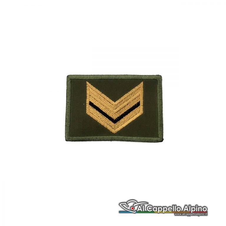 Grado Sergente Esercito Italiano Scratch Od Bassa Visibilita