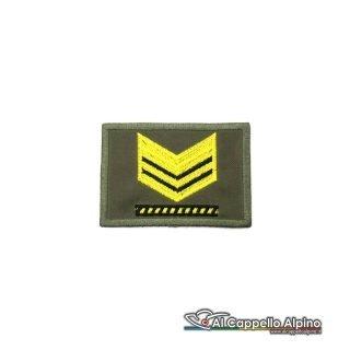 Grado Sergente Maggiore Capo Esercito Italiano Scratch Od Alta Visibilita