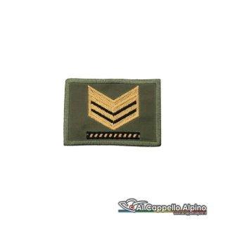 Grado Sergente Maggiore Capo Esercito Italiano Scratch Od Bassa Visibilita