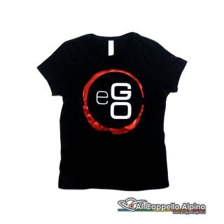 Ego0001 T Shirt Ufficiale Ego Donna